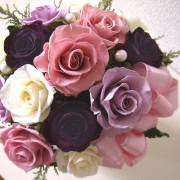 古希・喜寿祝いに贈る花