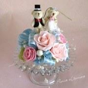 結婚祝いプリザーブドフラワー